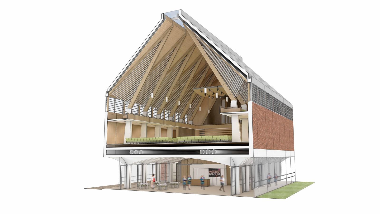 Benenden School Masterplan 4