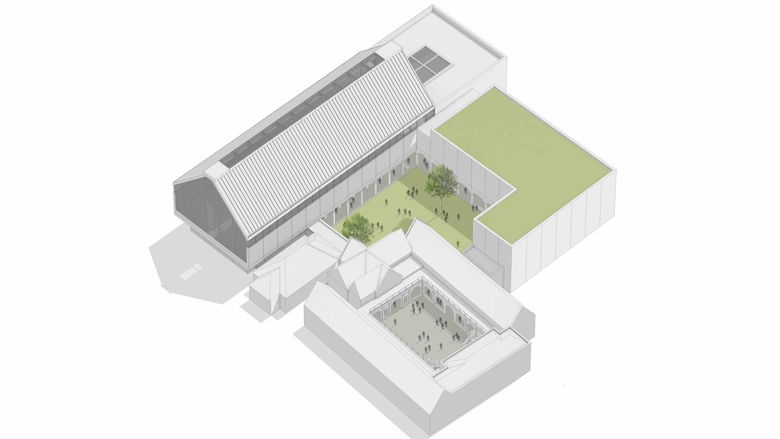 Benenden School Masterplan 1