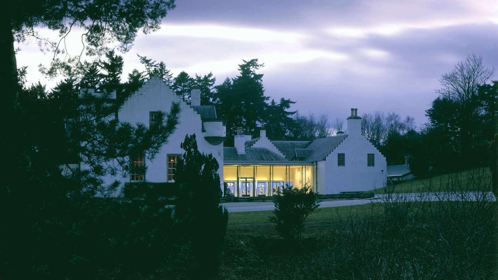 Blair Castle Visitor Facilities 1