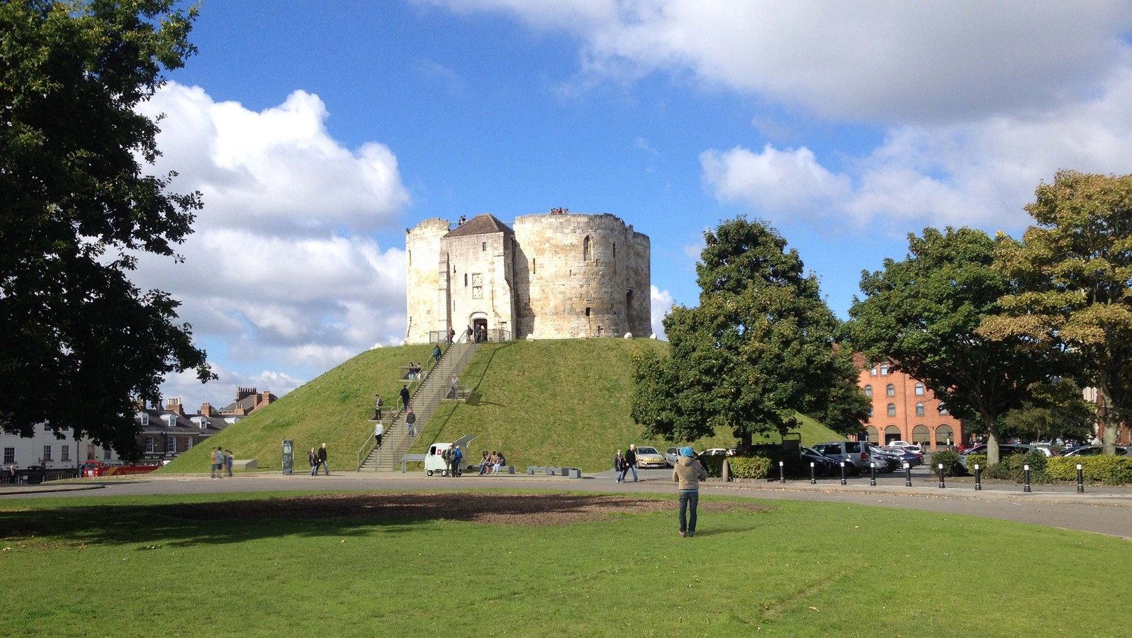 Clifford's Tower 1