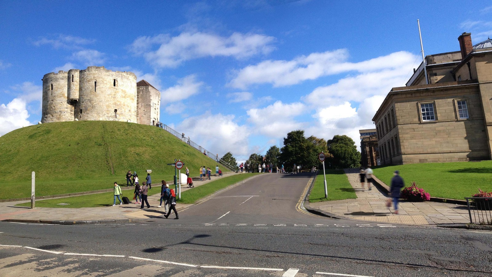 Clifford's Tower 2
