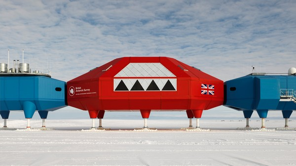 Halley VI British Antarctic Research Station