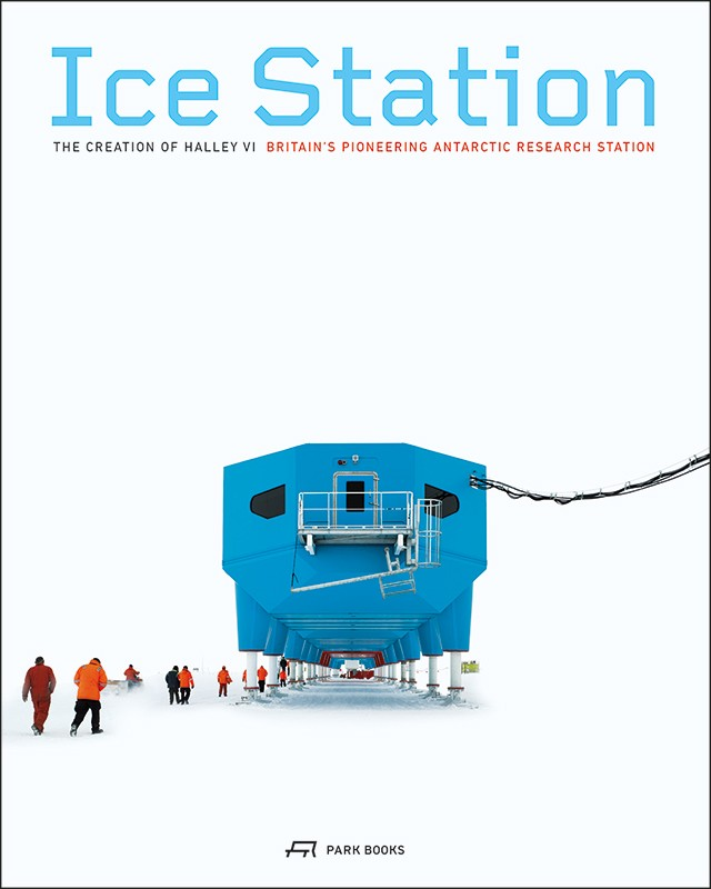 """Ice Station"" by Ruth Slavid"