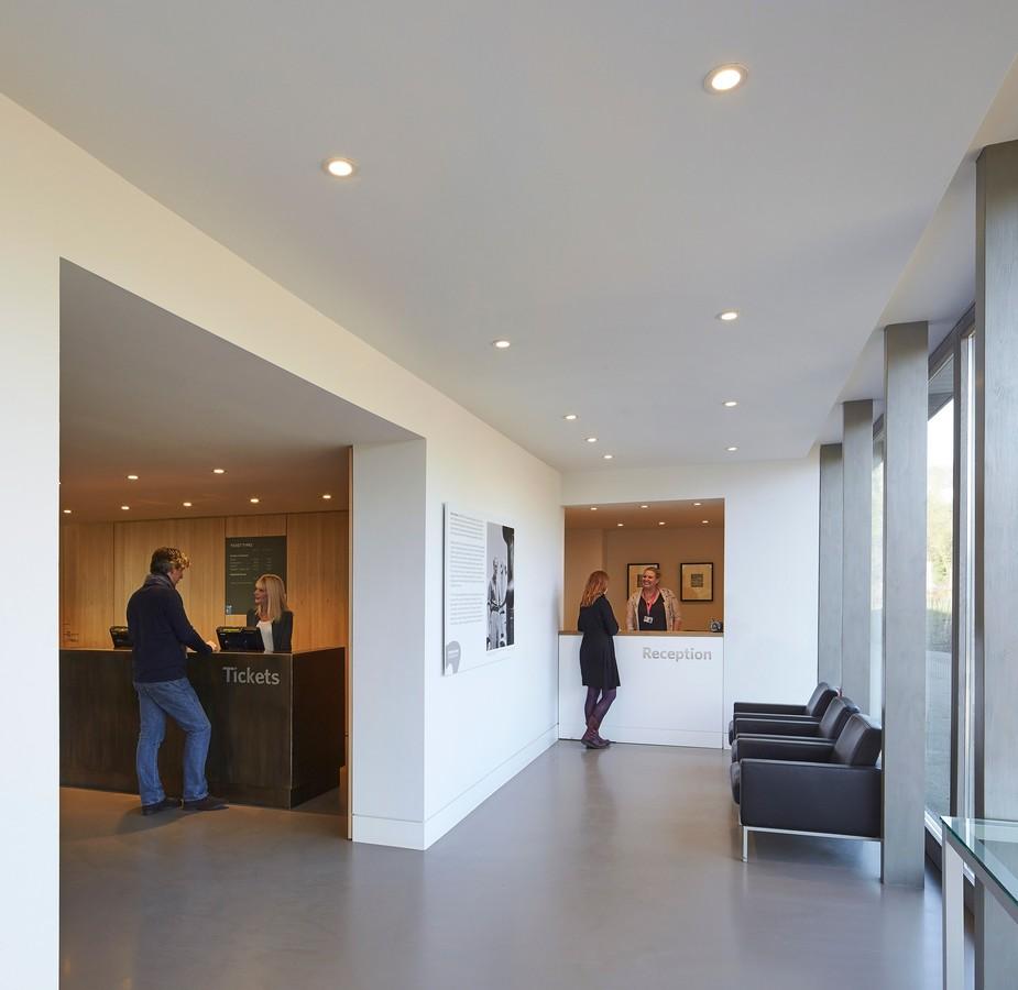 Henry Moore Studios & Gardens 7