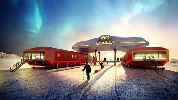 Jang Bogo Korean Antarctic Research Station