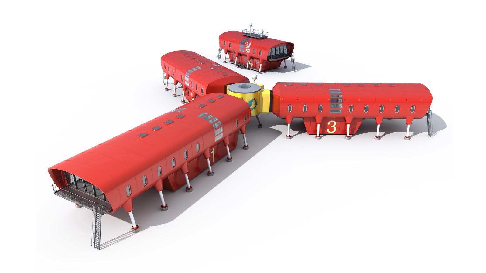Juan Carlos 1 Antarctic Research Station 1