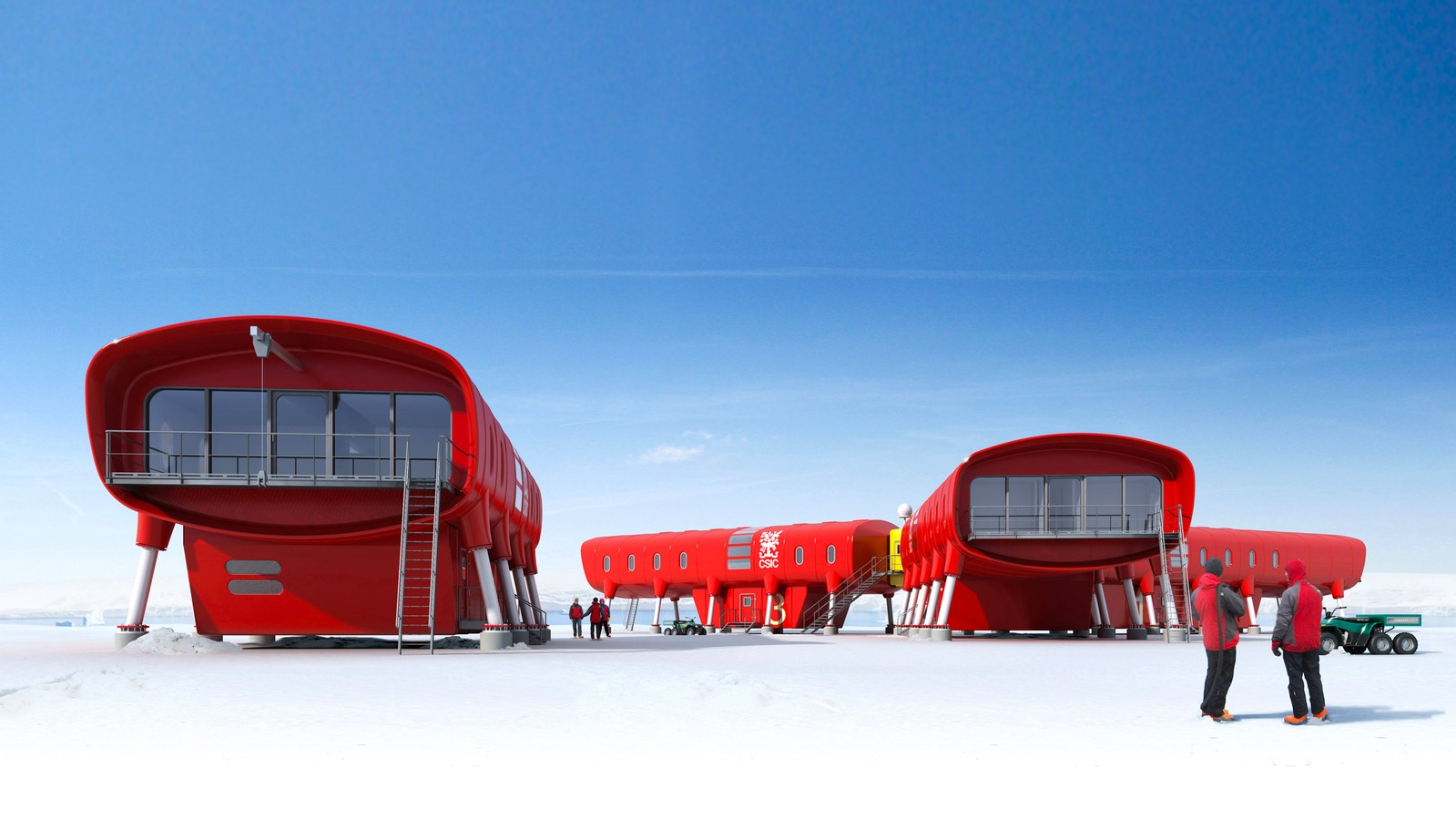 Juan Carlos 1 Spanish Antarctic Base 4