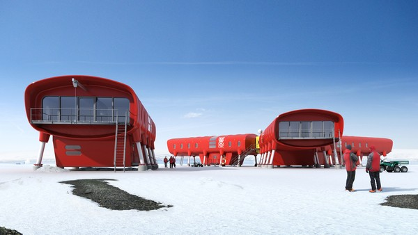 Juan Carlos 1 Spanish Antarctic Base