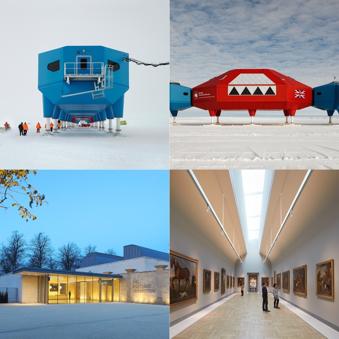 HBA success at the American Architecture Prize awards