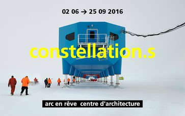 Halley VI on show at Constellation.s