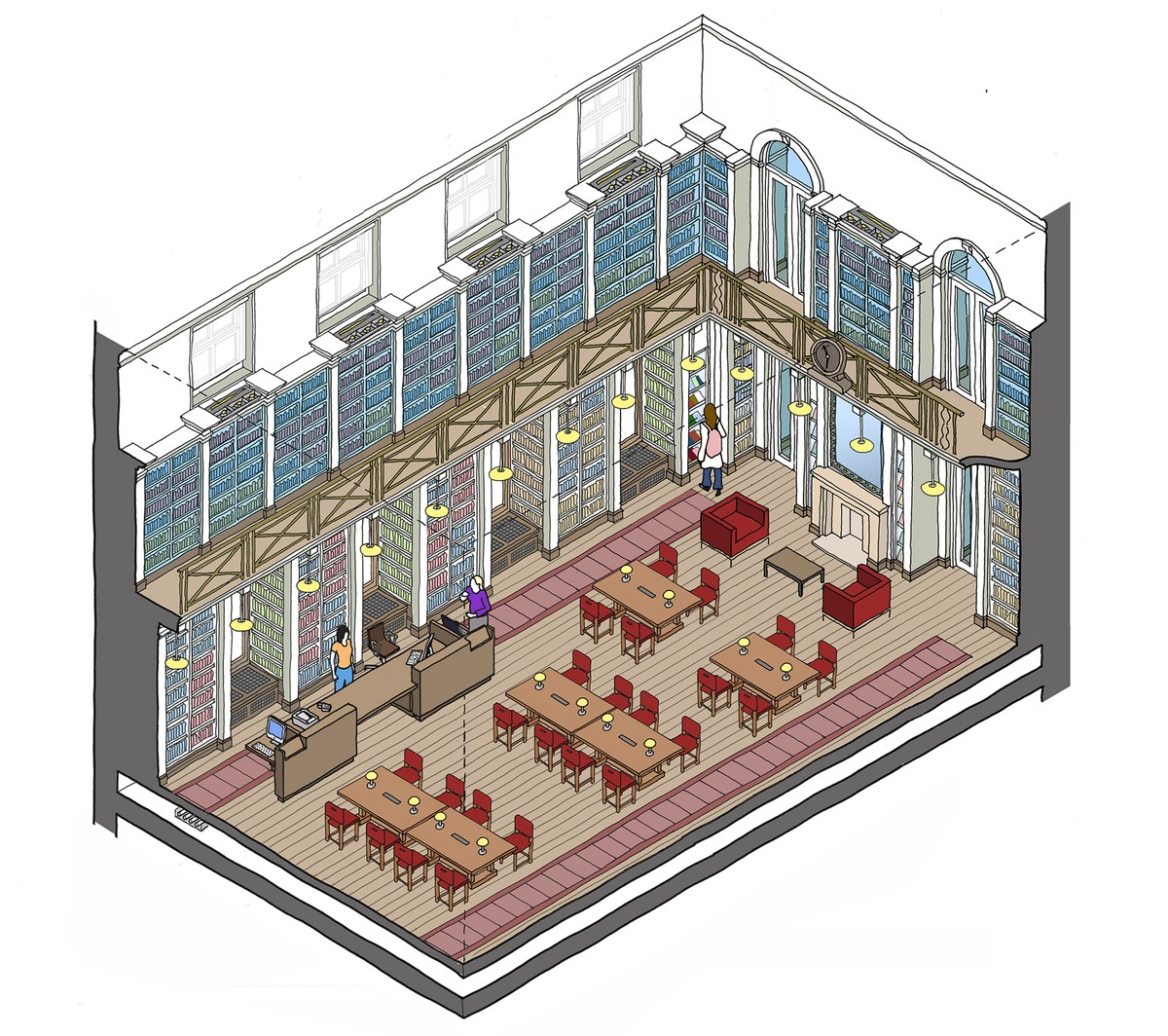 Library sketch proposal