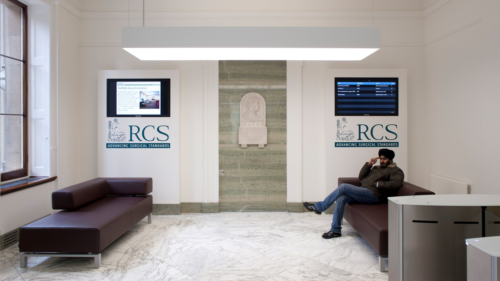 The Royal College of Surgeons 5