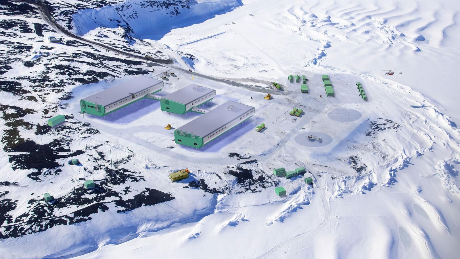 Scott Base Redevelopment 2