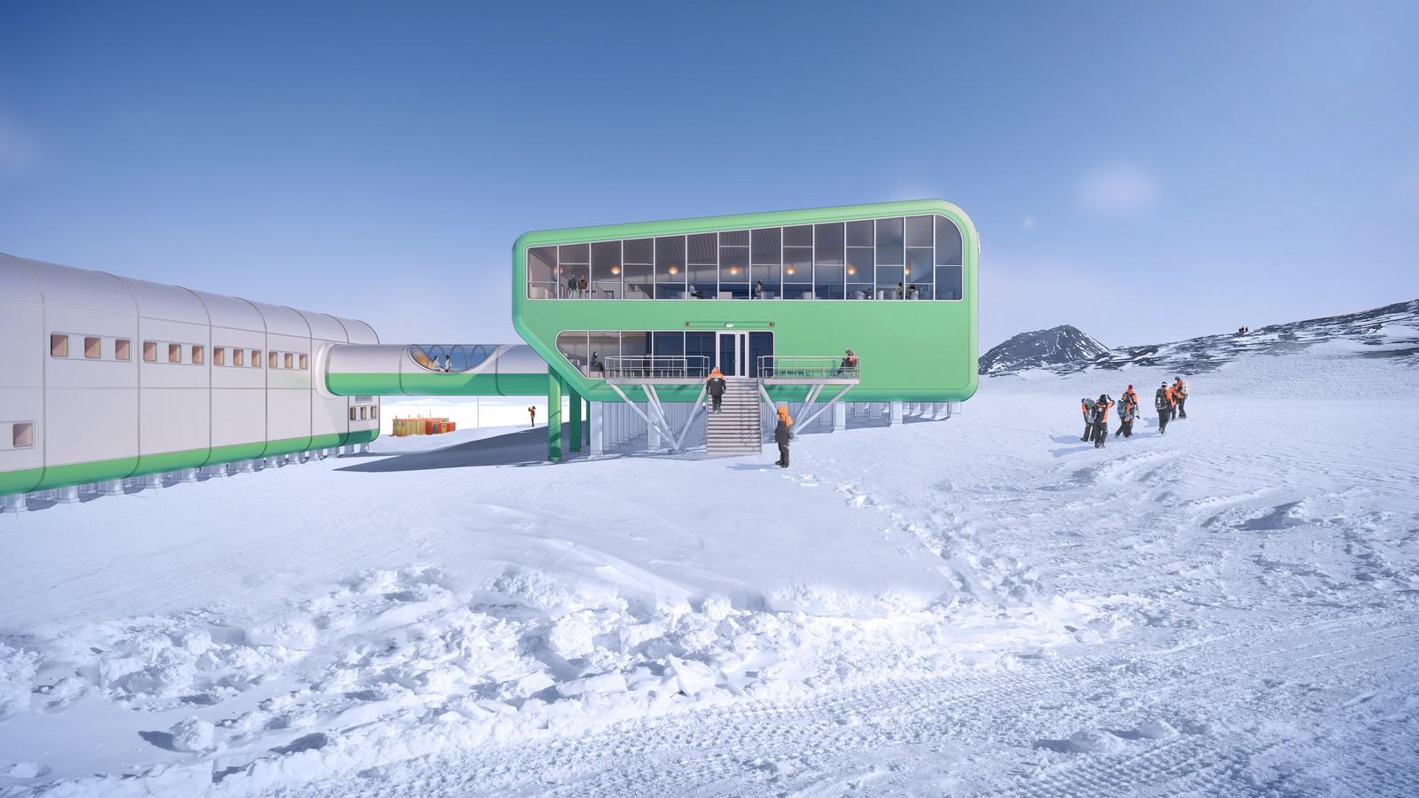 Scott Base Redevelopment 3
