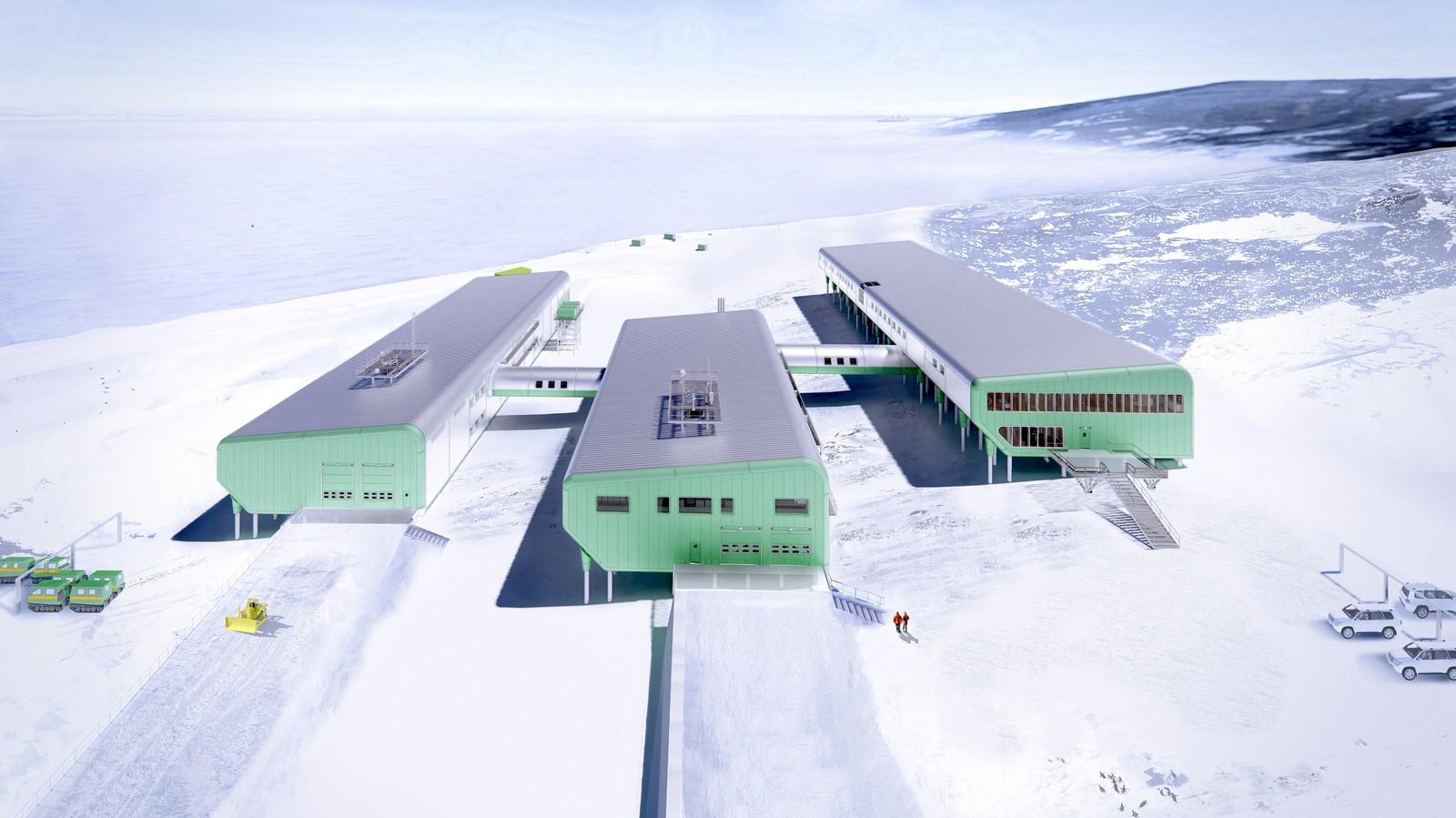 Scott Base Redevelopment 5
