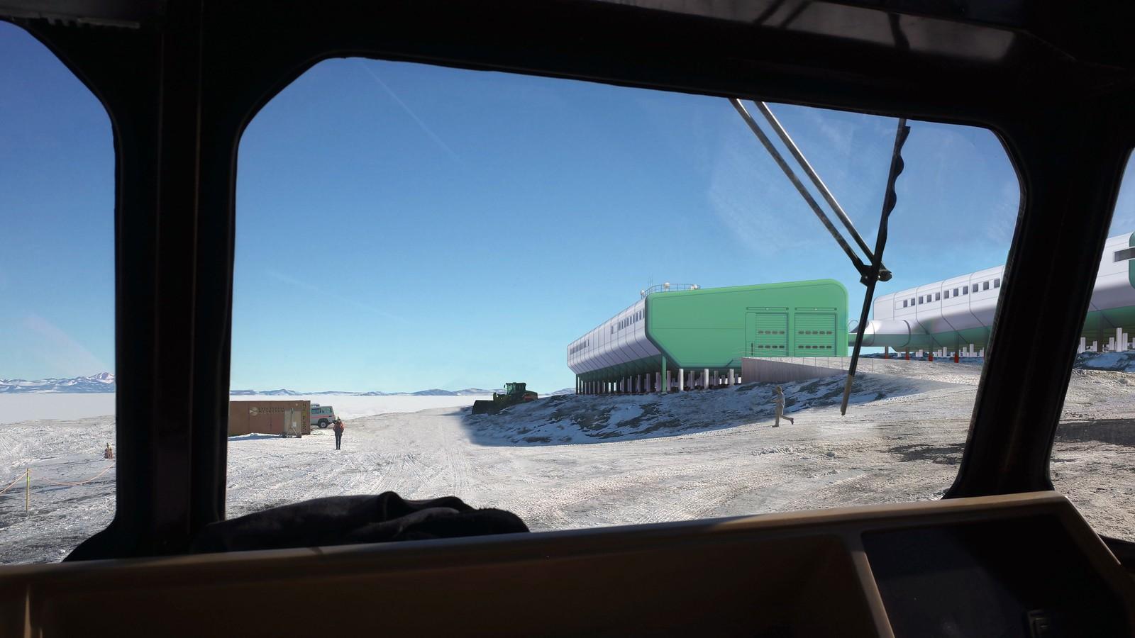 Scott Base Redevelopment 6