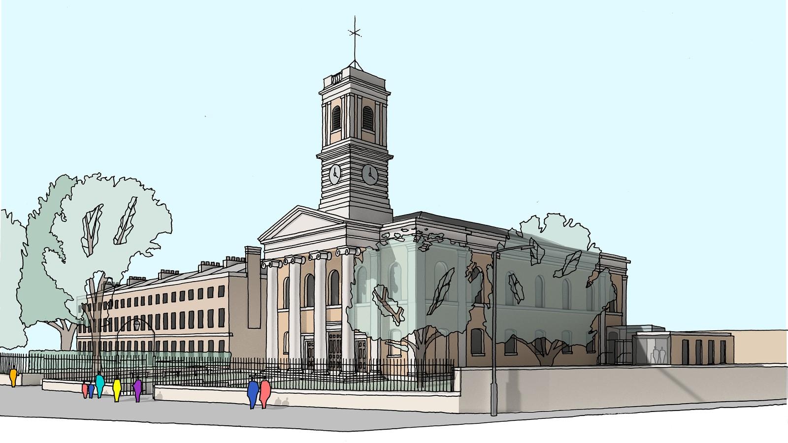 Sheerness Dockyard Church 1