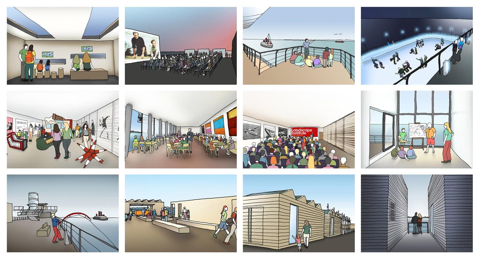 Southend Pier Cultural Centre 5