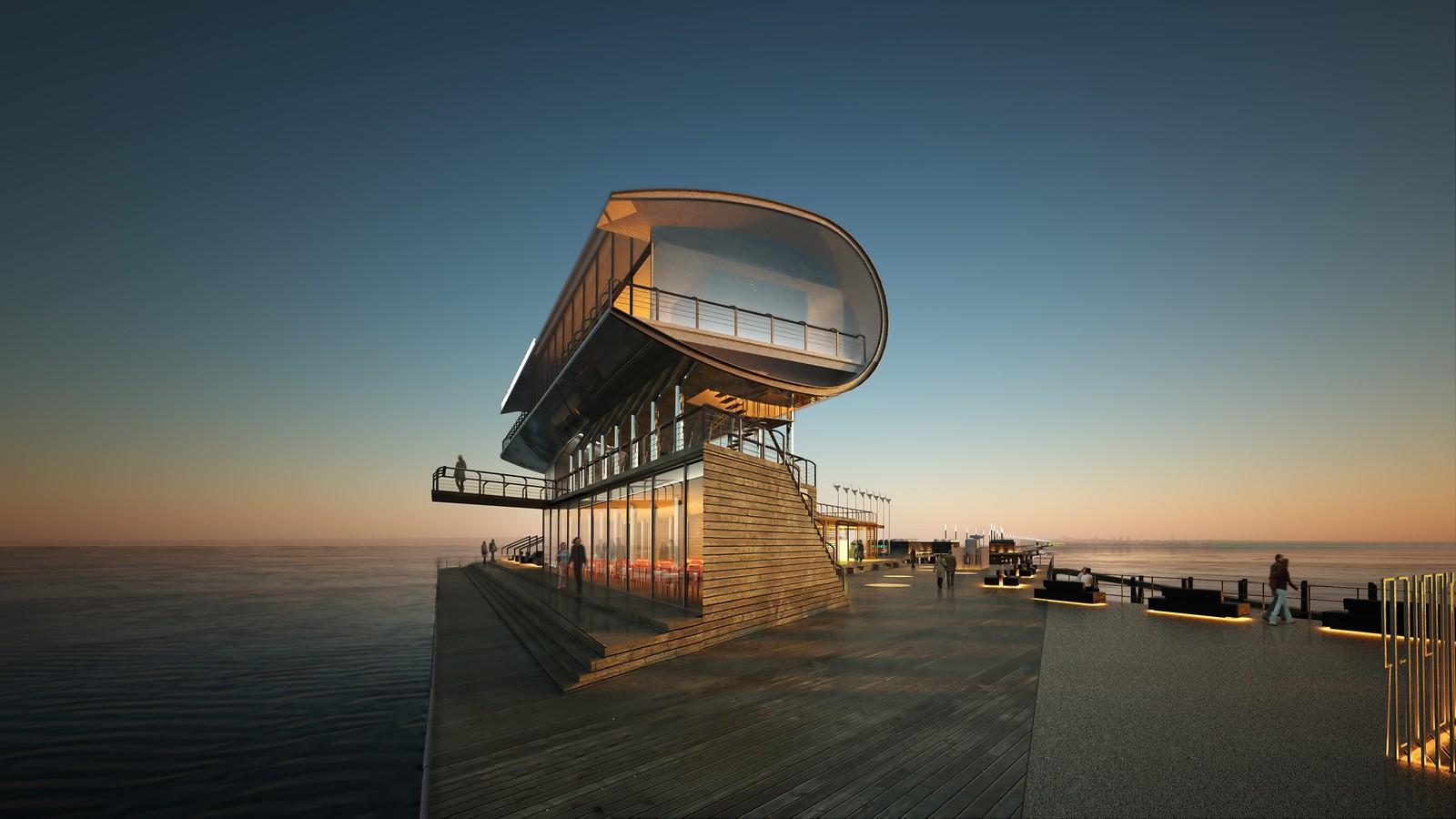 Southend Pier Cultural Centre 3