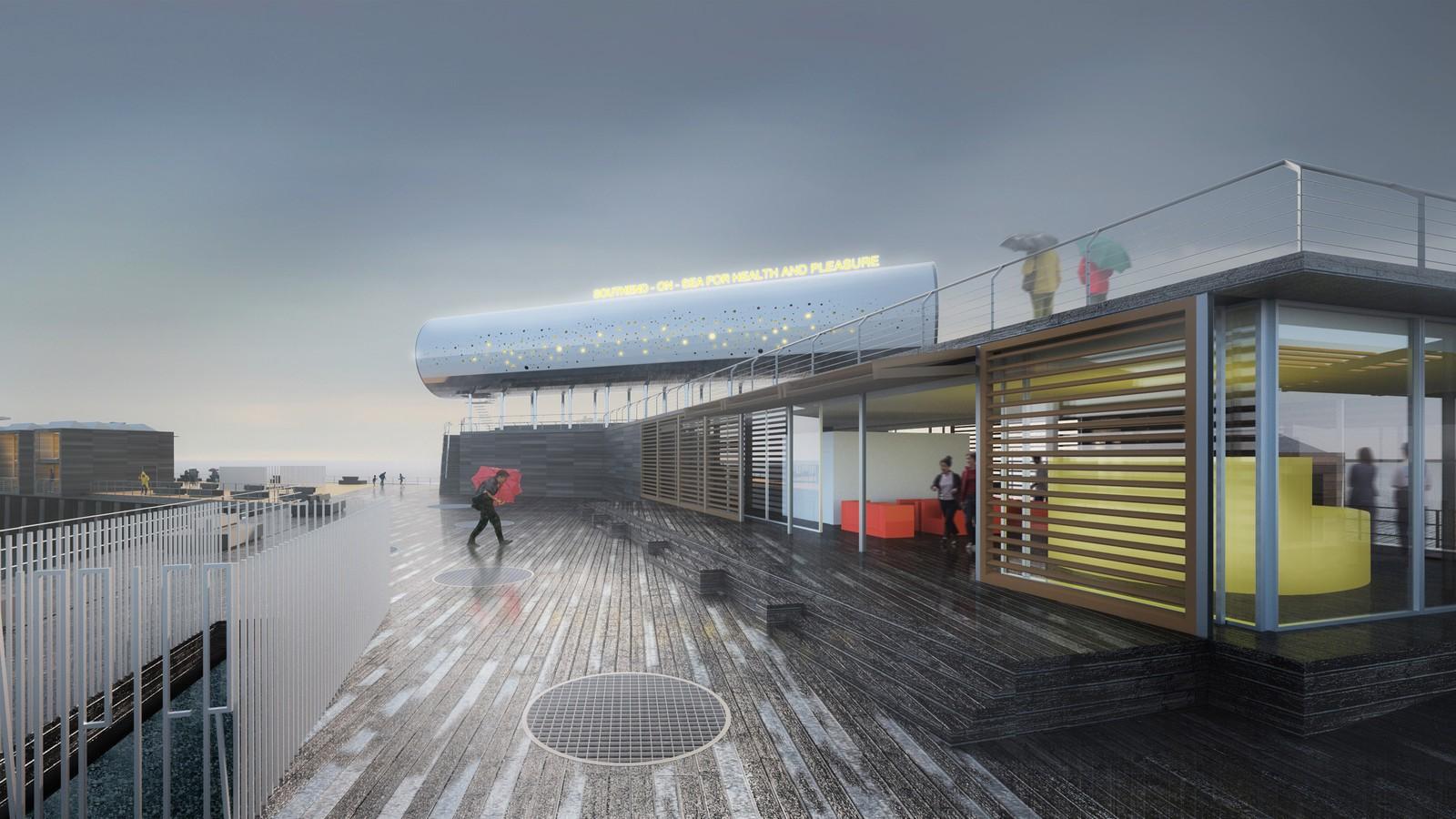 Southend Pier Cultural Centre 4