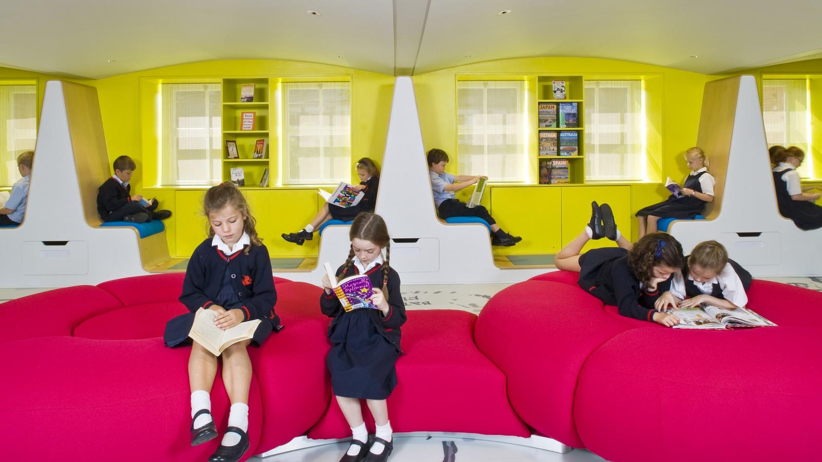 Thomas's Clapham Library 3