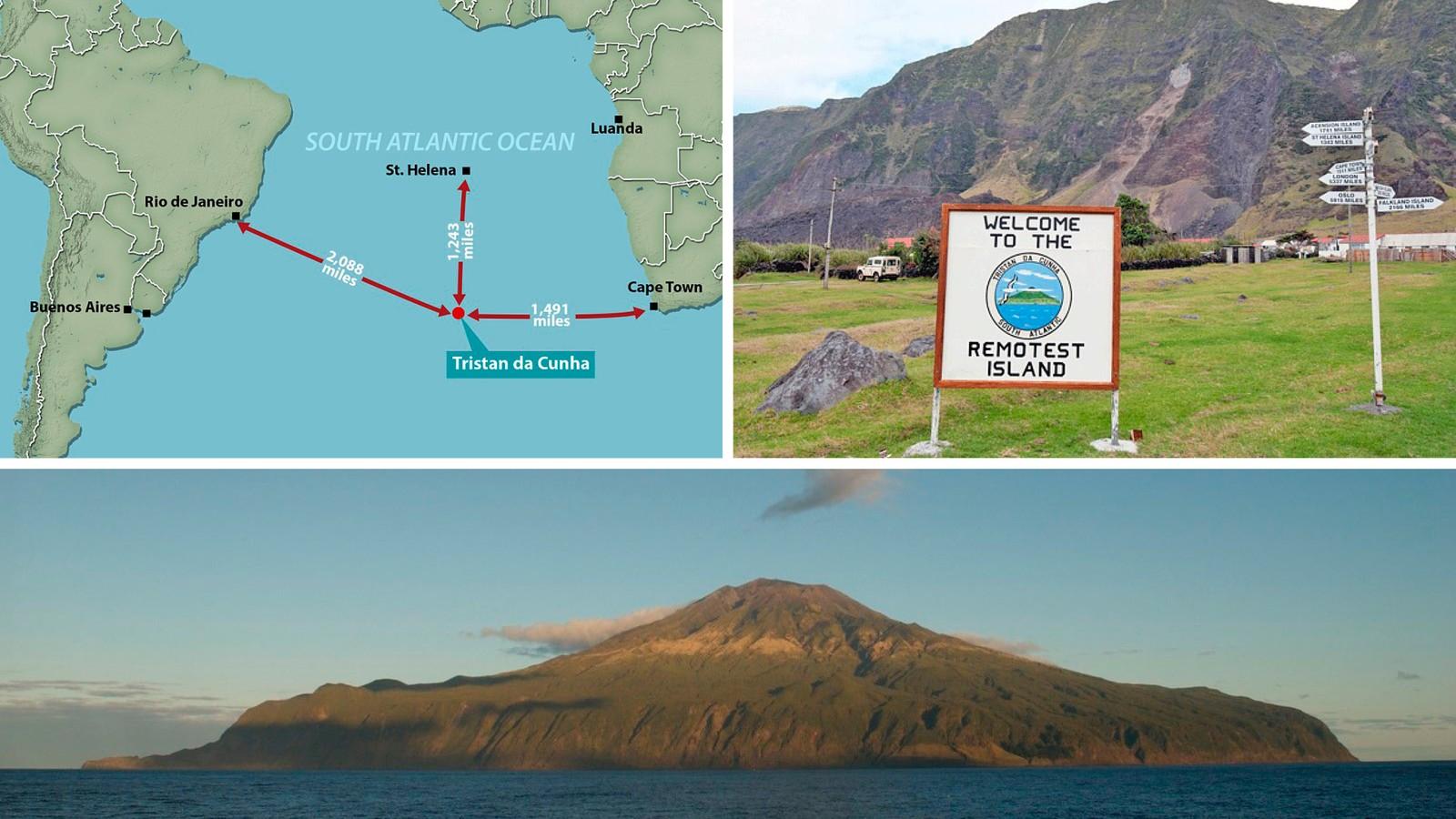 Tristan da Cunha Health Facility 2