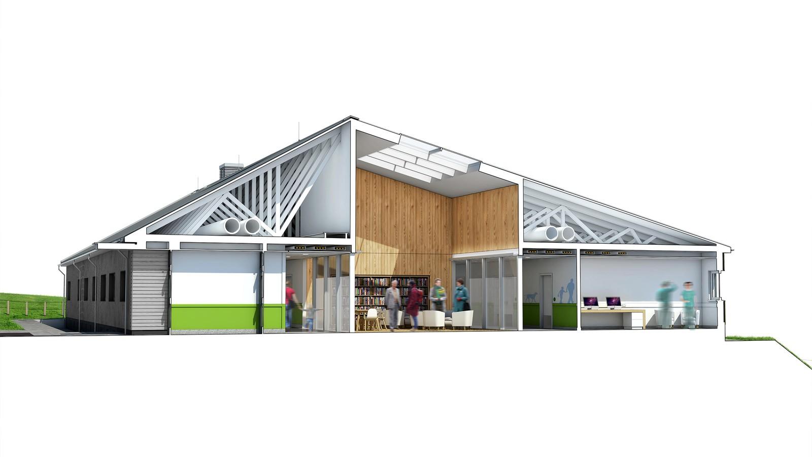 Tristan da Cunha Health Facility 4